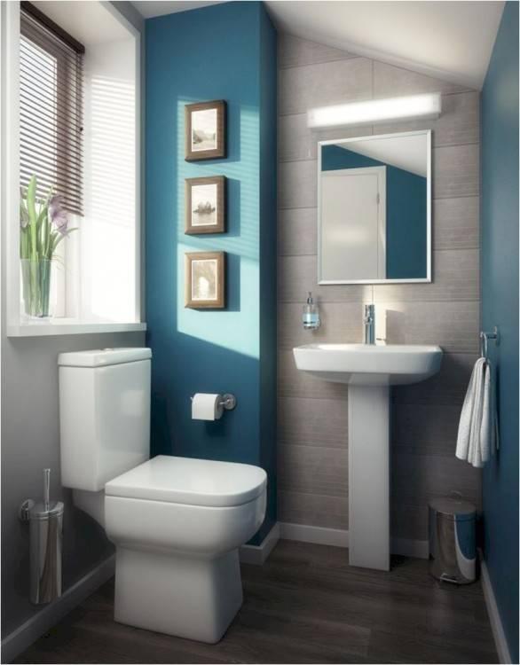 simple small bathroom ideas living